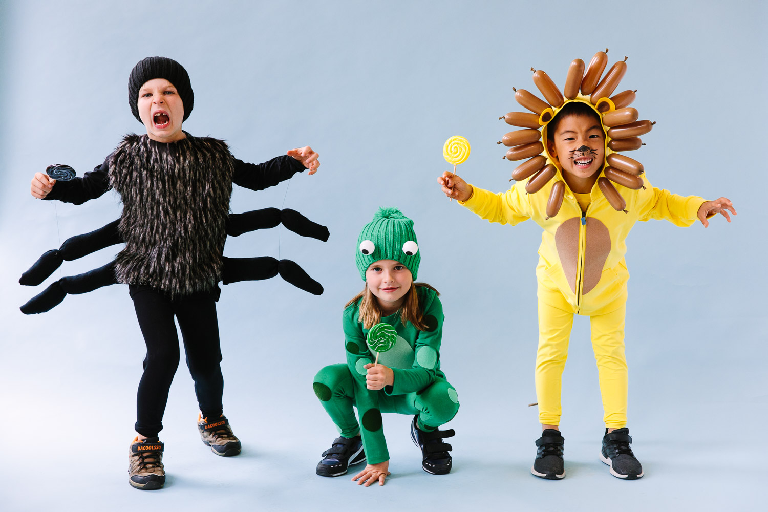 Three Easy Halloween Costumes | A Cup of Jo
