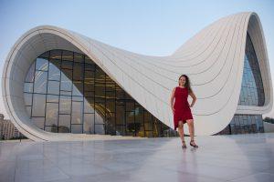 What's it REALLY like to travel to Baku, Azerbaijan?